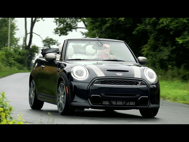2022 MINI Cooper S Convertible | Freshened and Frisky