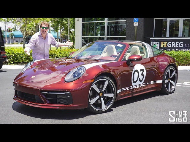 This is Why ITried to Buy aPorsche 911 Targa Heritage Design Edition!