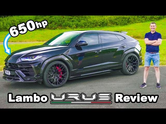 <em>Lamborghini</em> Urus review -0-60mph, 1/4-mile and Brake Test!