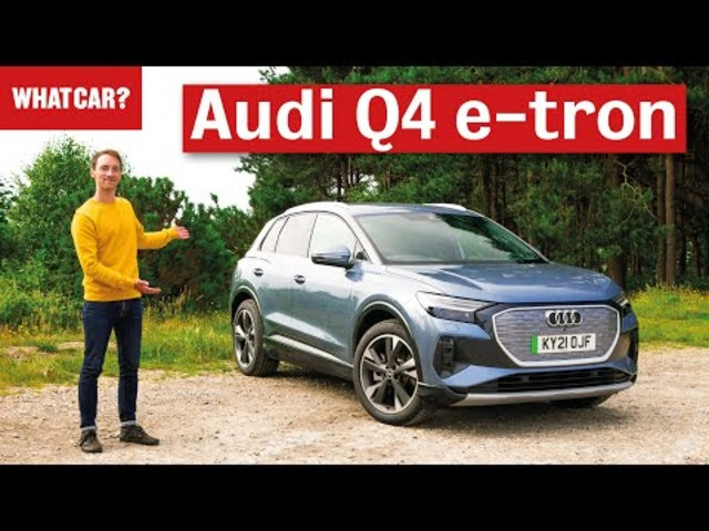 2021 Audi Q4 e-tron review – best posh EV? | What Car?