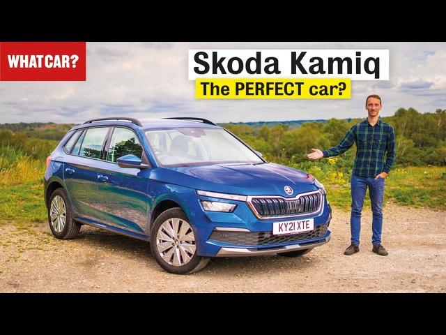 2021 Skoda Kamiq – the best small SUV? | What Car?