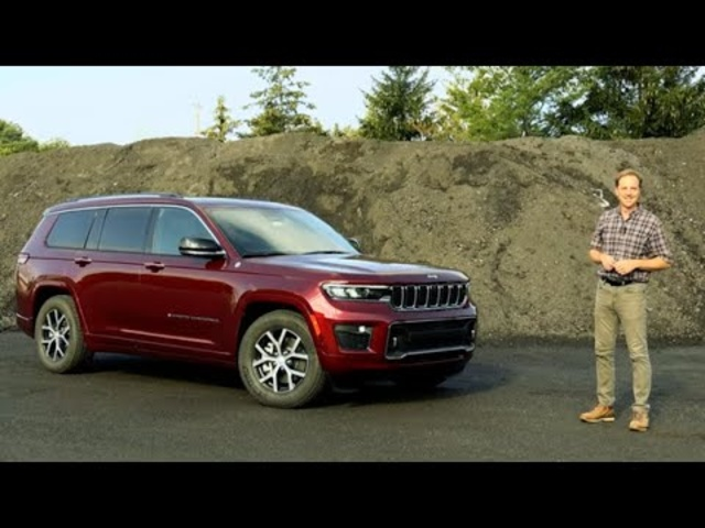 2021 Jeep Grand Cherokee L | Overland is Good, Not Great