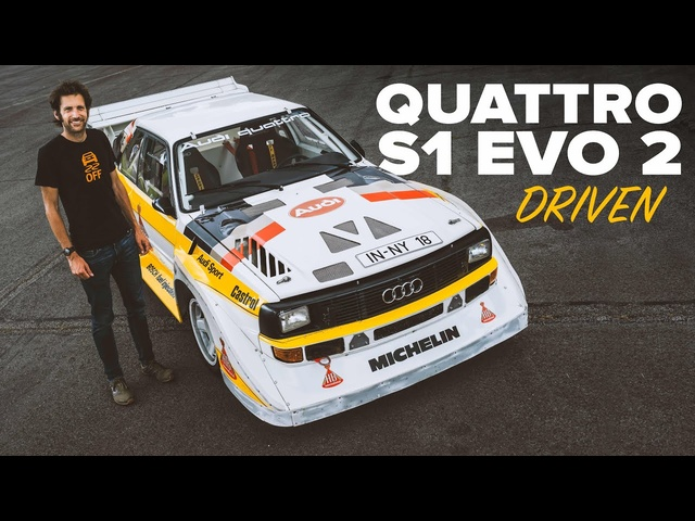 Audi Sport Quattro S1 Evolution 2: We Drive The Most Iconic Group B Rally Car! | Carfection 4K