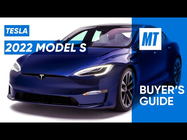 Should You Buy a2022 Tesla Model S Plaid? REVIEW | MotorTrend Buyer's Guide