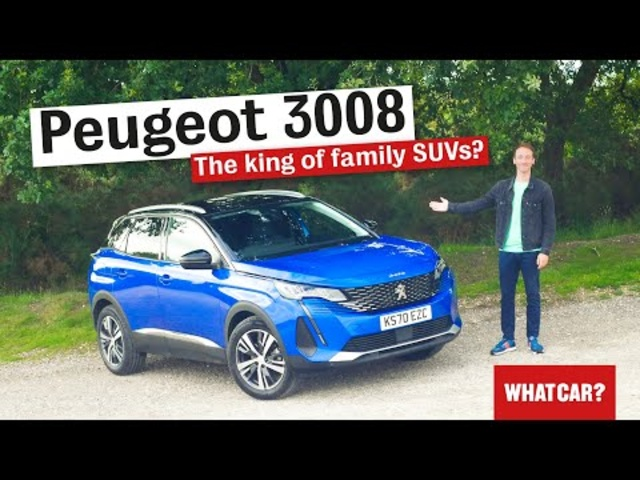 2021 Peugeot 3008 review – NEW changes in detail   What Car?