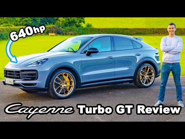 Porsche Cayenne Turbo GT review: Its 0-60mph time will blow your mind!
