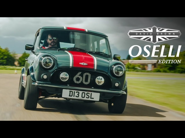 Mini Remastered By David Brown, Oselli Edition: Track Review | Carfection 4K