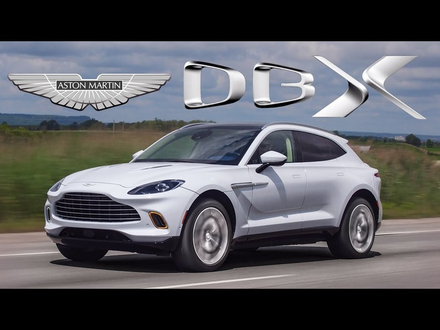 2021 Aston Martin DBX Review -WHY? WHY NOT!