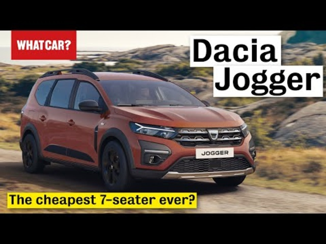 NEW Dacia Jogger revealed – the CHEAPEST 7-seater SUV around!! | What Car?