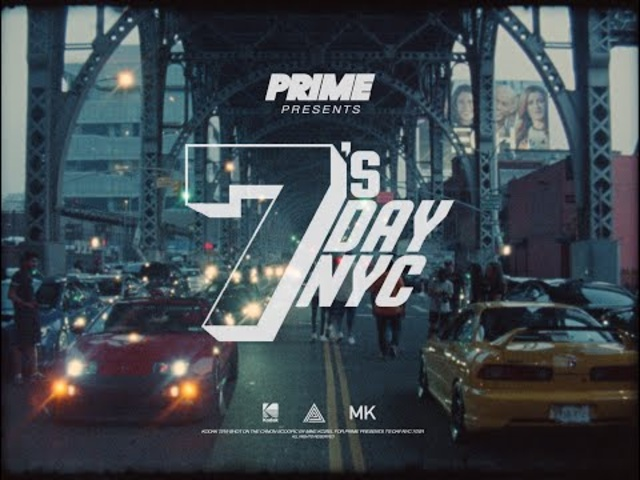 7's Day NYC 2021 | Mike K