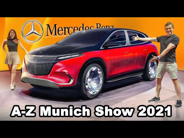 Best new cars coming 2022-2025: My A-Z guide to the Munich Motor Show!