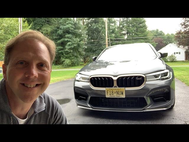<em>BMW</em> M5 CS is Here! | Steve Hammes