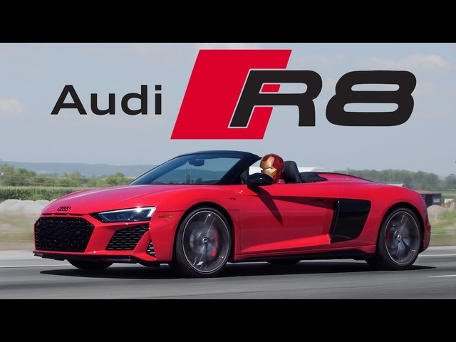 2021 Audi R8 Spyder Review -BEST DAILY SUPERCAR