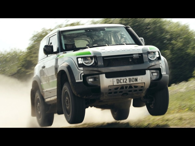 The NEW Bowler Defender: The most EXTREME Land Rover | Carfection 4K