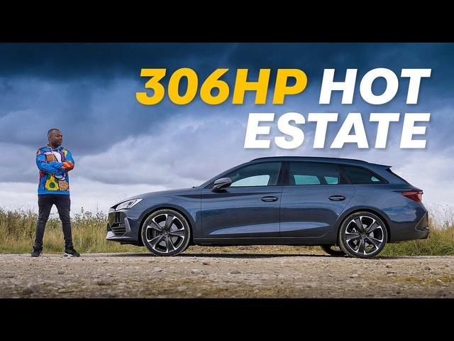 NEW Cupra Leon Estate Review: A306HP Golf R Estate Rival | 4K