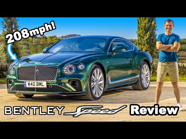 Bentley GT Speed review: is it really as quick as claimed?