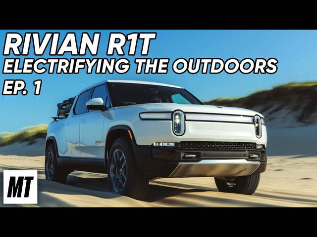 Rivian R1T: Electrifying the Outdoors | Nags Head to Dalton | MotorTrend