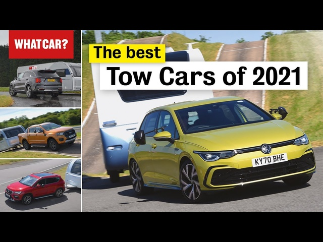 BEST cars for towing in EVERY class | What Car? Tow Car Awards 2021