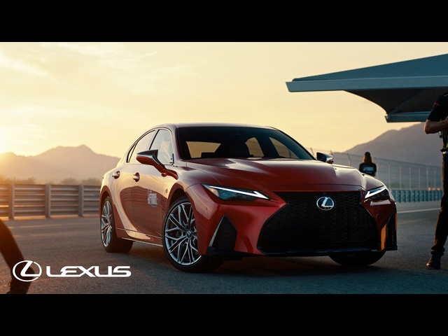 2022 Lexus IS 500 F SPORT Performance: License to Thrill ILexus