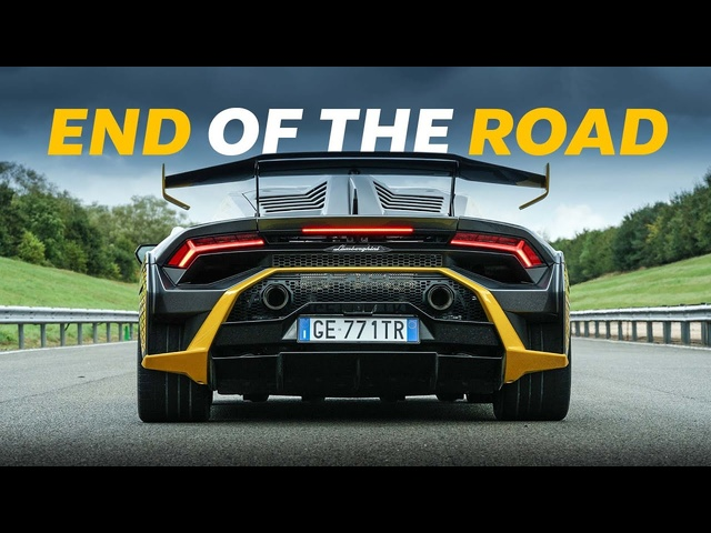 NEW Lamborghini Huracan STO Review: End Of The Road? | 4K