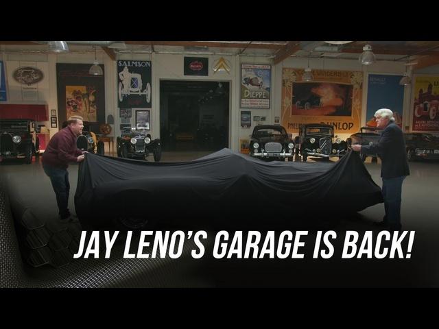 PSSST! New Season New Cars   Jay Leno's Garage