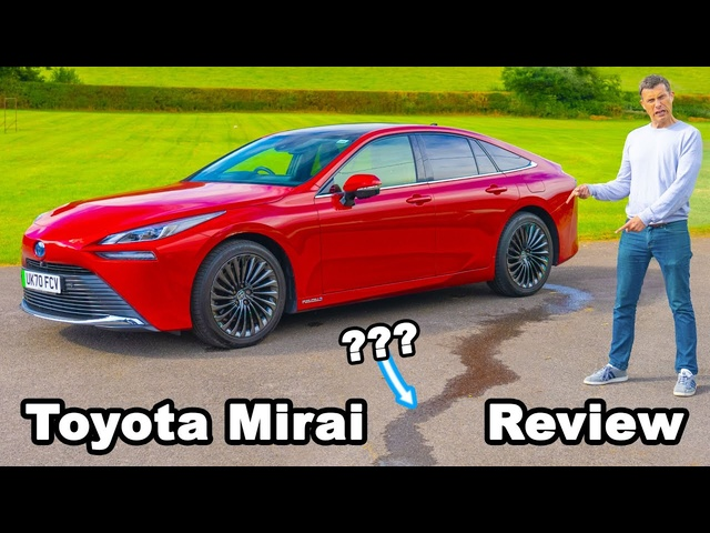 Toyota Mirai review: the hydrogen car that 'urinates' ????