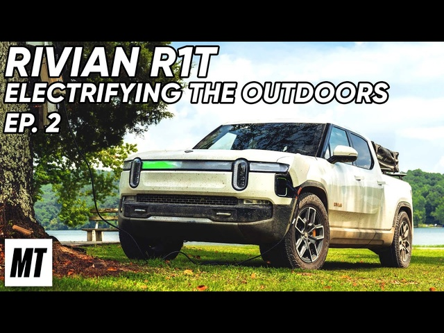 Rivian R1T: Electrifying the Outdoors   Leg 2 of 5: Dalton to Bartlesville   MotorTrend
