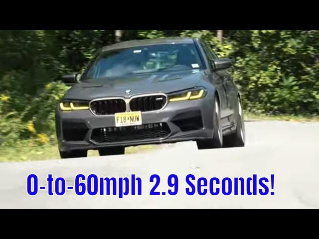 2022 <em>BMW</em> M5 CS | For Those Who Can Never Get Enough
