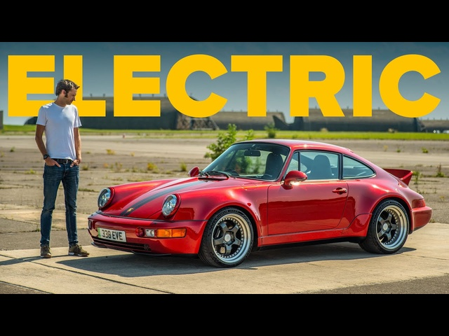 FULLY Electric Porsche 911 Review   Carfection 4K