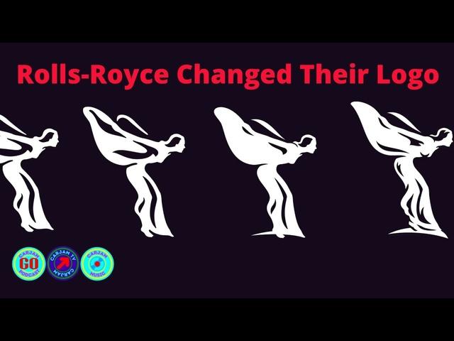 Rolls-Royce Billion Dollar Logo Changed -Good or Bad? New Rolls-Royce Spirit of Ecstasy 2022 CARJAM
