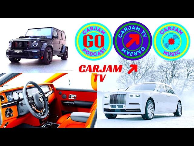 200+ Million Views! Thank You! CARJAM TV + CARJAM MUSIC 4K World Premiere New Promo Future Cars