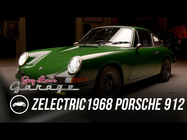 Zelectric 1968 Porsche 912 | Jay Leno's Garage