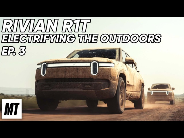 Rivian R1T: Electrifying the Outdoors | Leg 3 of 5: Bartlesville to La Sal | MotorTrend