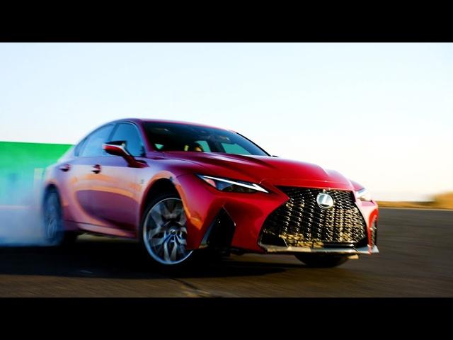 V8 Throwdown: 2022 Lexus IS 500 F SPORT Performance IMotorTrend