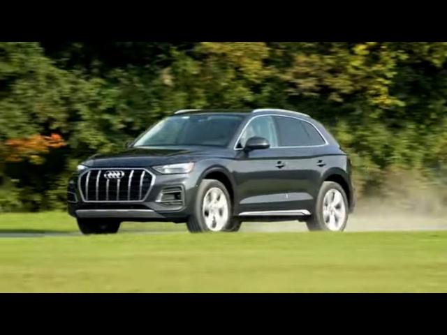 2021 Audi Q5 | More Power, Updated Design