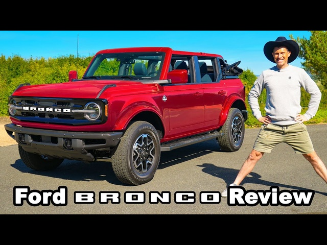 New Ford Bronco review: better than aLand Rover?