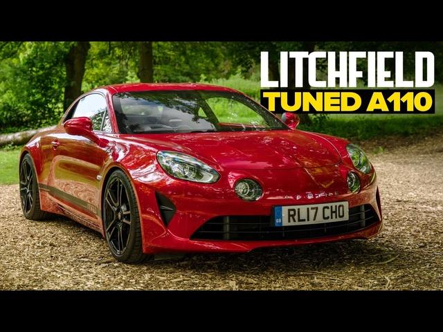 Litchfield Alpine A110: Road Review | Carfection 4K