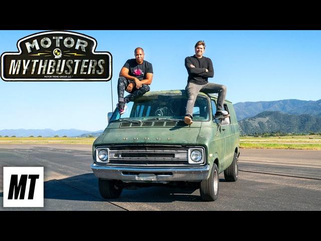 Chop Top Van | Motor MythBusters | MotorTrend