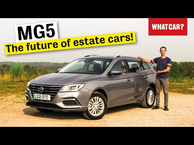 NEW MG5 EV review – the best-value electric car? | What Car?