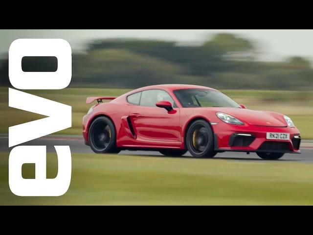 Porsche Cayman GT4 – track test | Bedford Hot Lap
