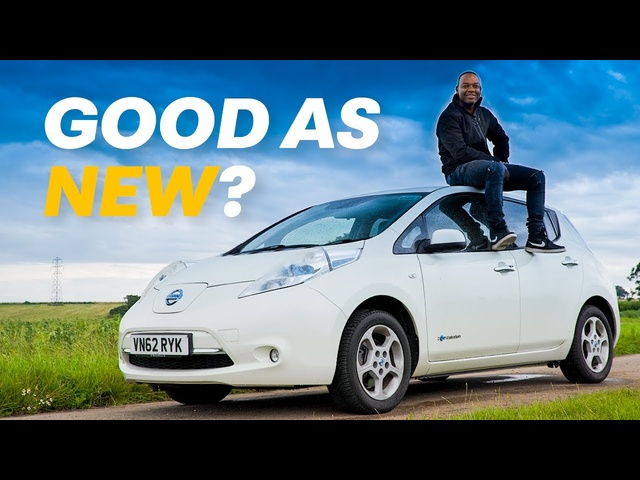 Are Used Electric Cars ABAD Idea? 4K