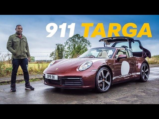Porsche 911 Targa 4S HDE Review: Beautifully Flawed? 4K