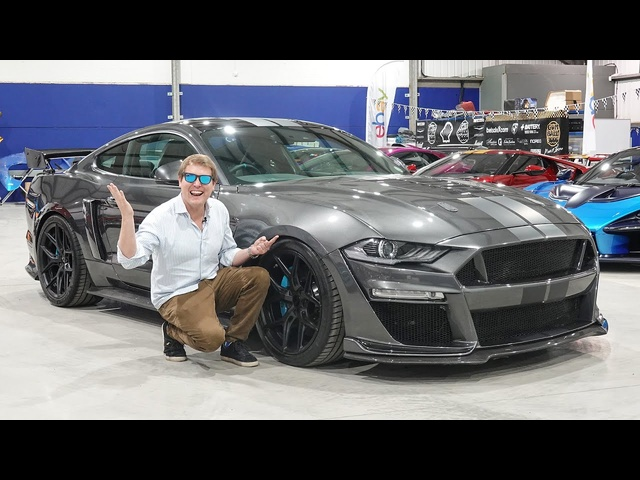 Sutton Mustang CS850GT to REPLACE Importing My GT500?
