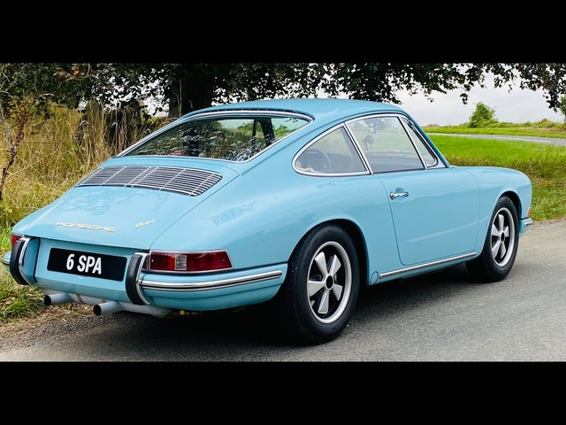 1965 911 SWB by Sports Purpose. Is this £350,000 Porsche the purest driving 911 of them all?