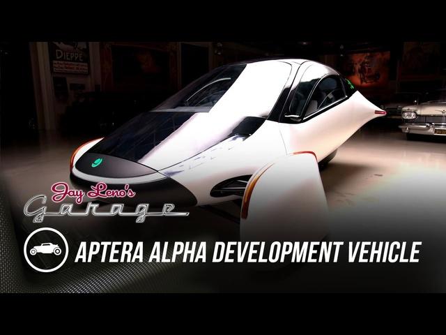 Aptera Alpha Development Vehicle | Jay Leno's Garage
