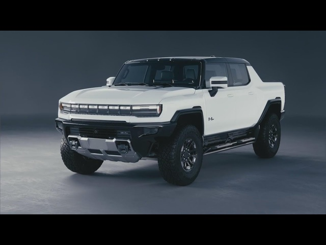 Jay Takes An Off-Road Ride In The Hummer EV