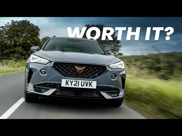 Cupra Formentor Long Term Test: The BEST Family Crossover Out Now? 4K