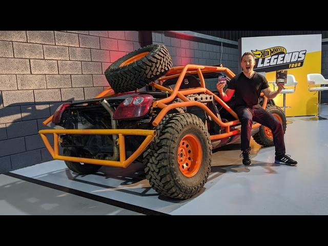 Hot Wheels UK Legends Tour 2021