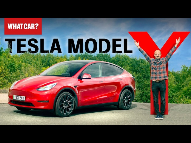 NEW Tesla Model Y FULL in-depth UK review – 0-60mph and efficiency test! | What Car?