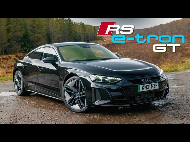 Audi RS e-tron GT Review: Is It Really AGrand Tourer? | Carfection 4K